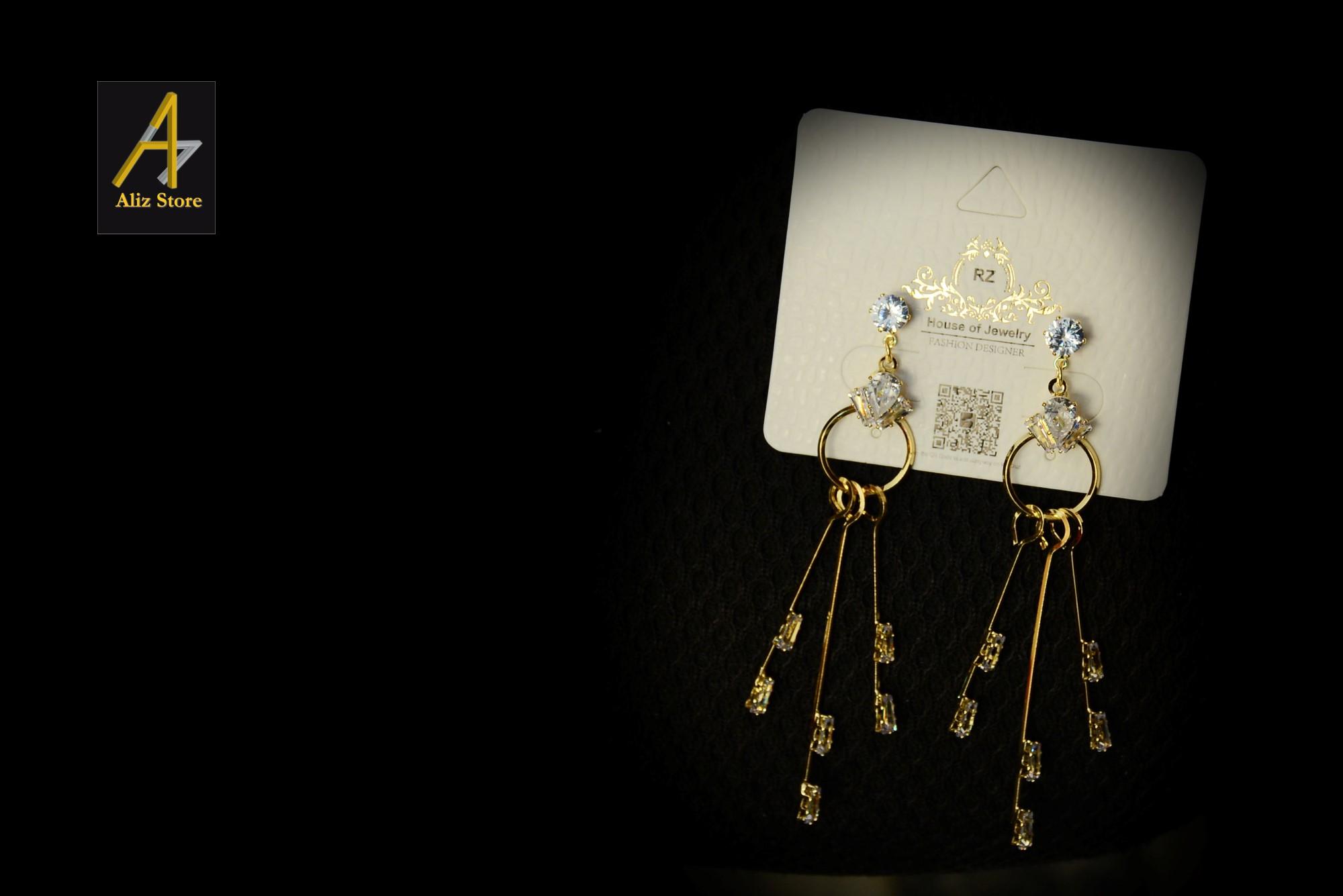 New keys style earrings drop earrings earrings for girls earrings for women fashion jewellery trending jewellery