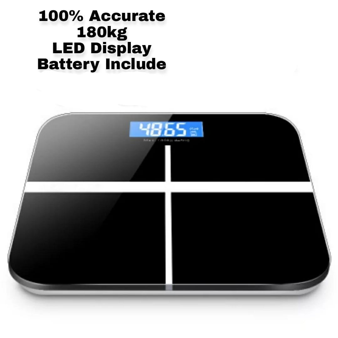 Digital Weight Machine Persnol Scale
