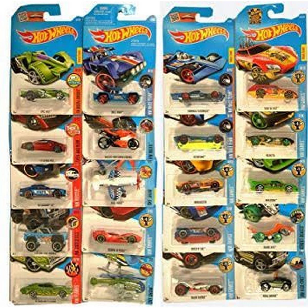 Metal Hot Wheels Cars For kids