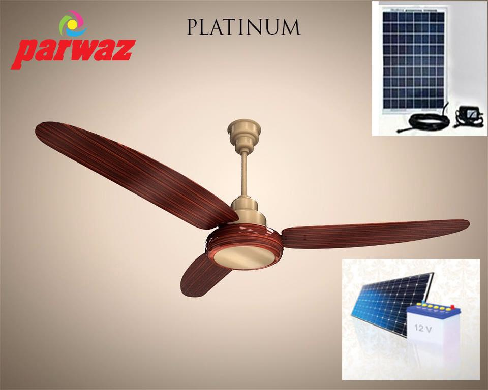 Parvaz Fans Ac Dc Ceiling Fan Copper Winding 56 Inches Platinum Model Remote Buy Online At Best Prices In Pakistan Daraz Pk