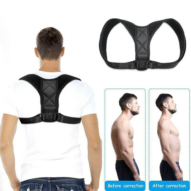 Original, High Quality Posture Corrector Belt For Man And Women - Back Pain And Back Support Belt