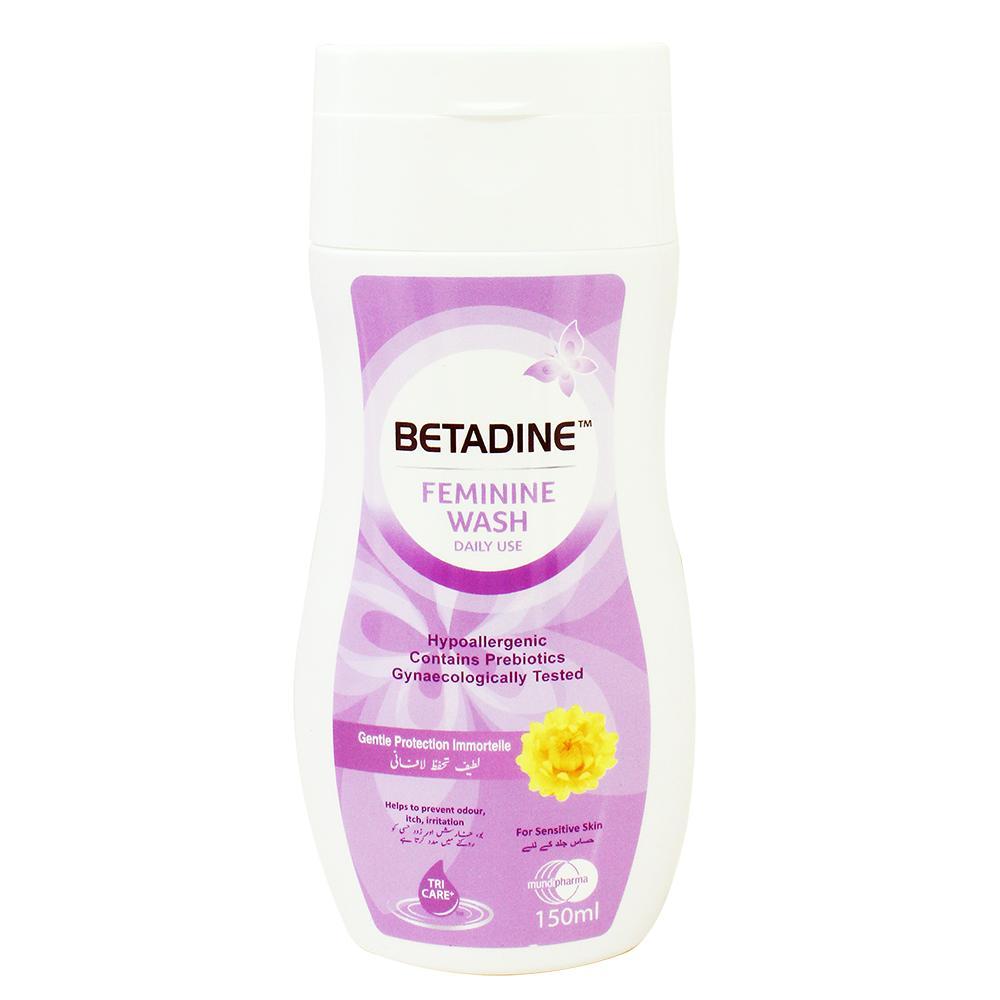 Betadine Feminine Wash 150ml