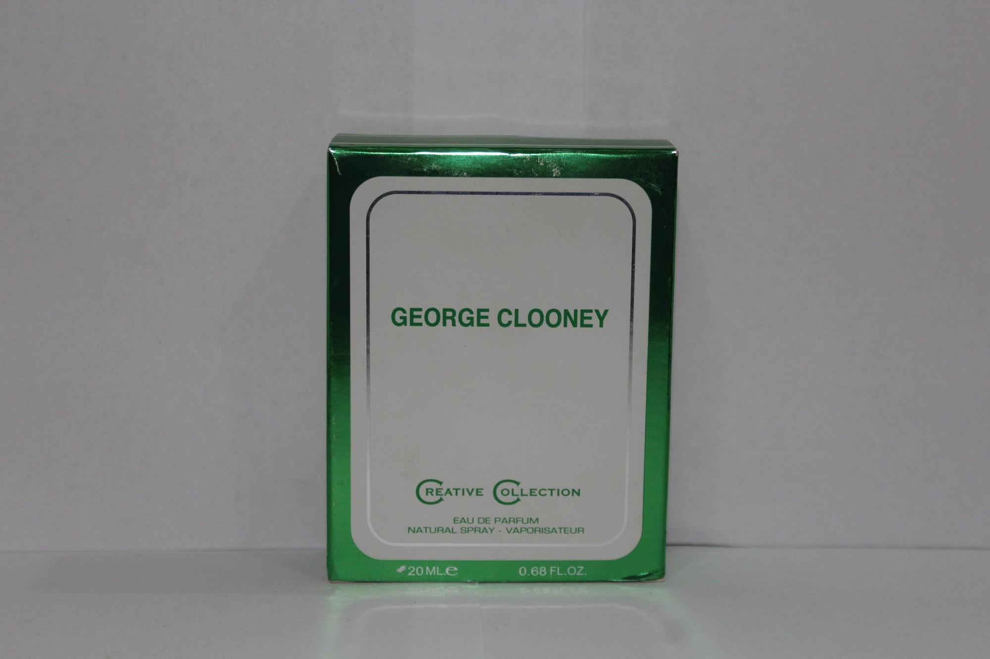 Pocket Perfume - George Clooney