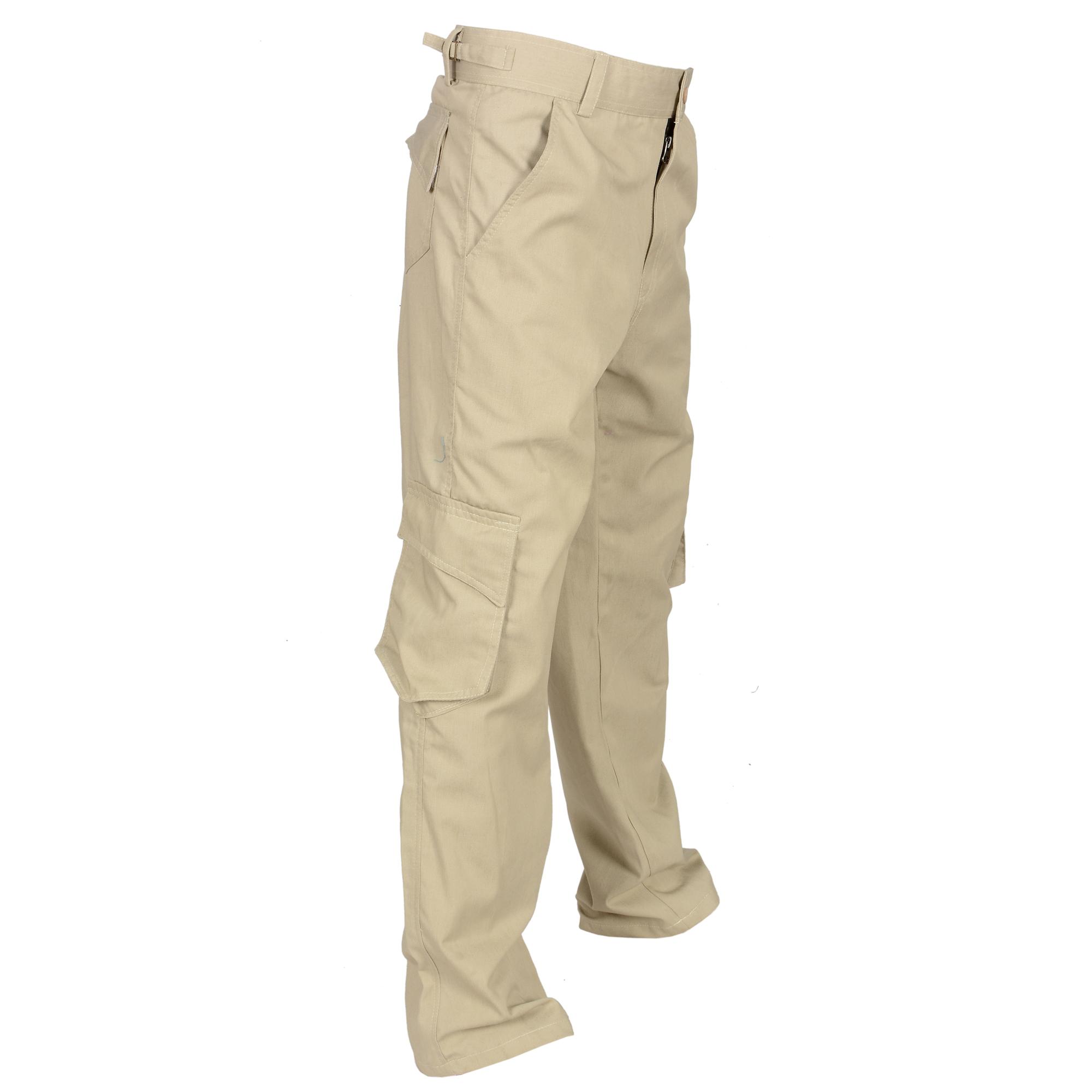 Men'S Pro Cargo Pants Casual Cargo Trouser