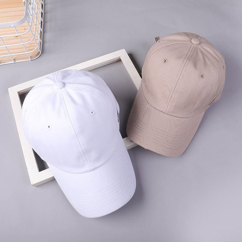 ec6b3d61634 Specifications of Summer Hats For Women Men Round hat Spring South Korea  Side Embroidery Alphabet Baseball Cap Bend Eaves Dome Shade Casual Cap Hat  Hats ...