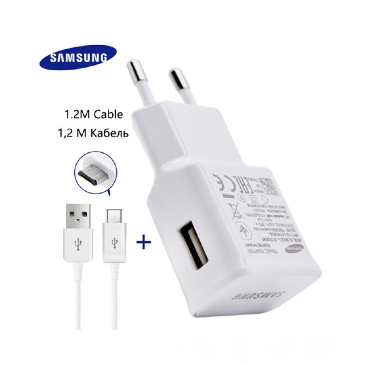 Samsung Original Fast Charger With Data Cable