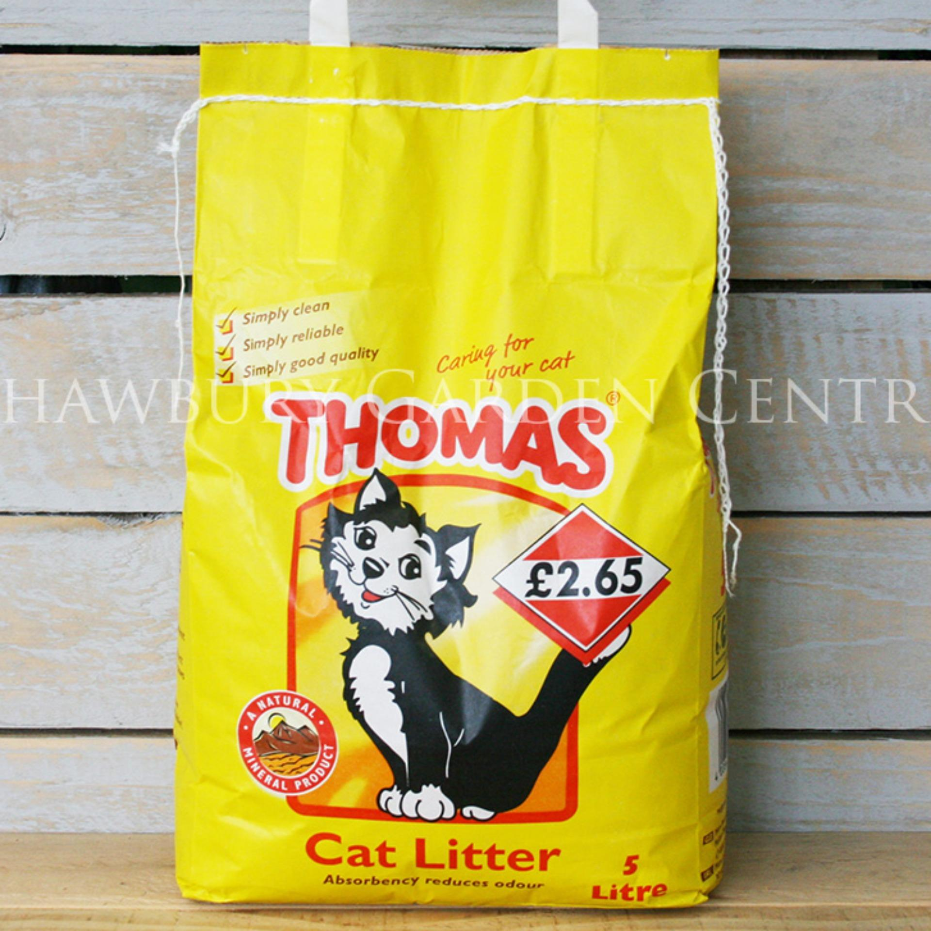 Thomas Cat Litter 5 Liter