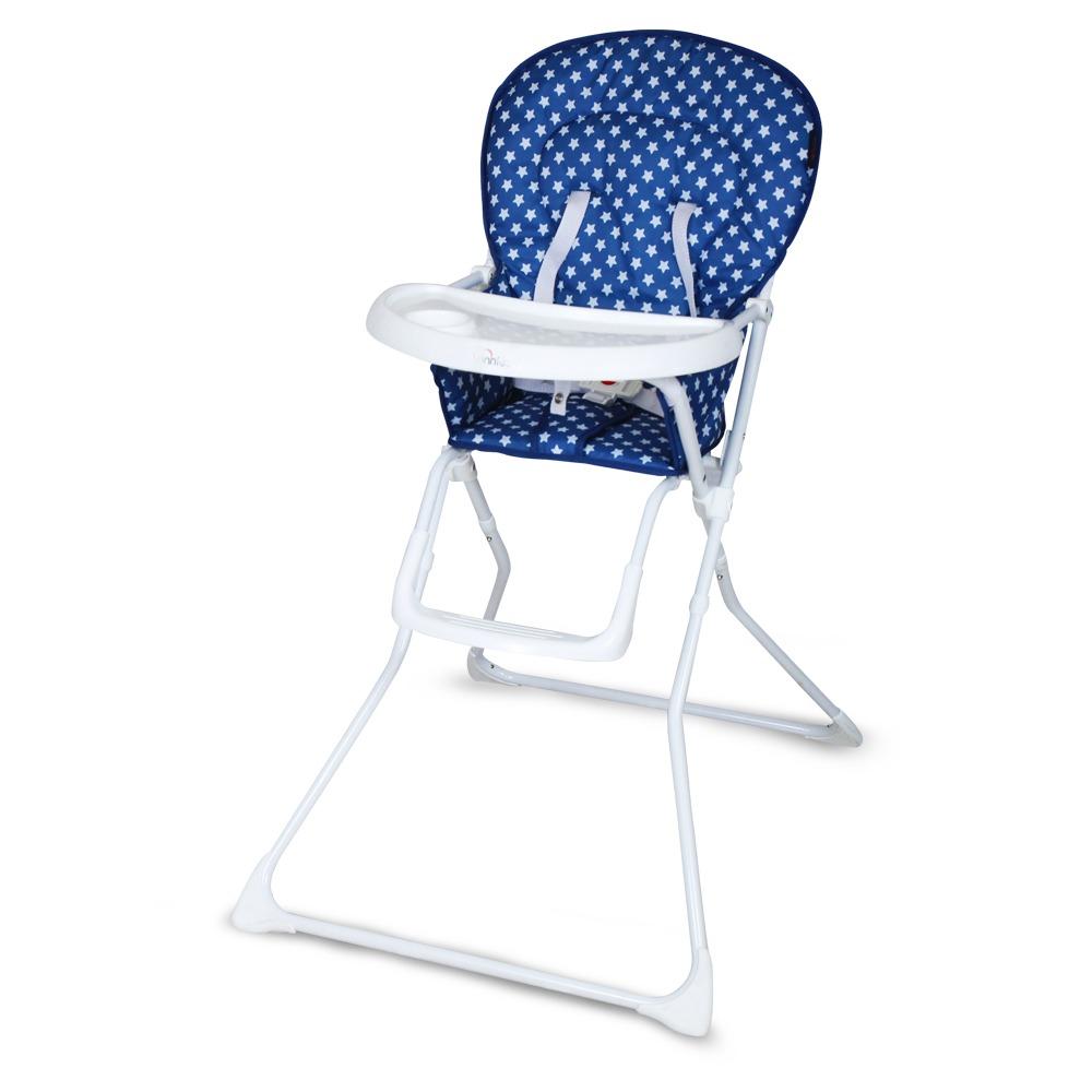 Tinnies Baby High Chair (Grey) –T026