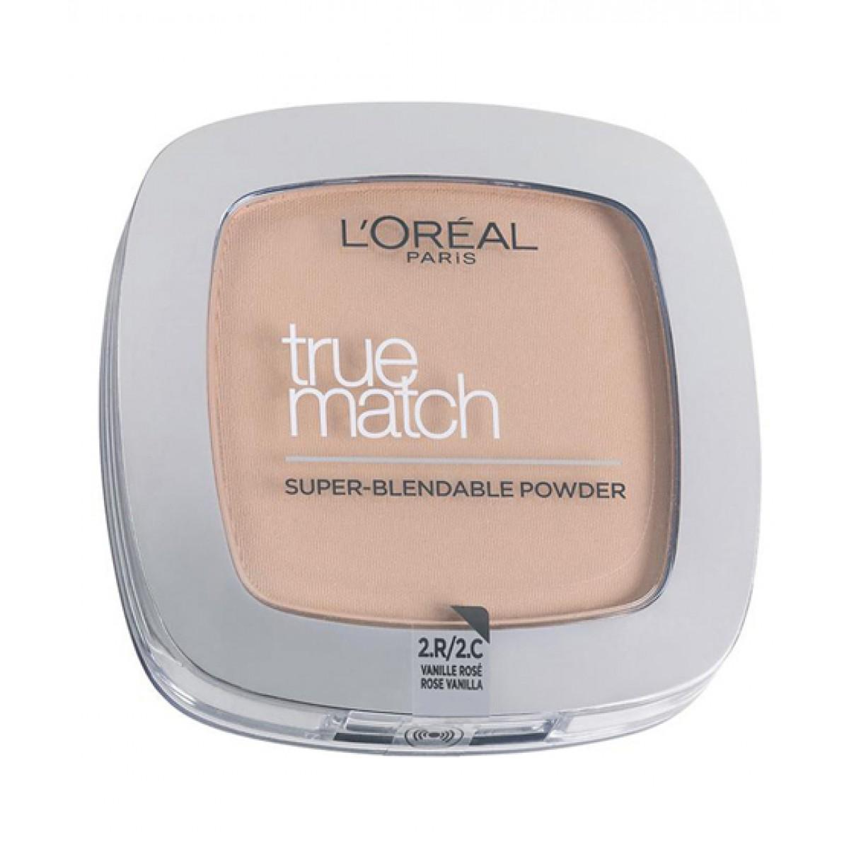 LOREAL TRUE MATCH VANILLA ROSE CREAMY POWDER