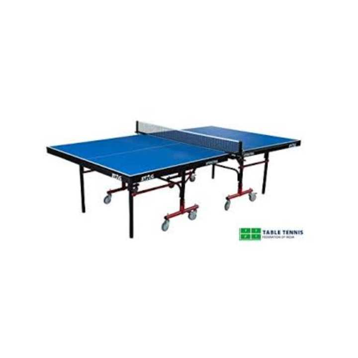 Table Tennis With Complete Accessories - Foldable