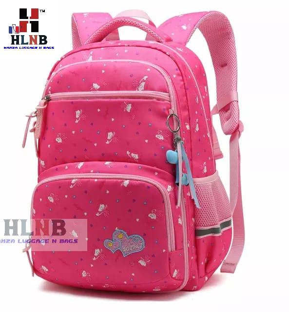 HLNB. Kindergarten schoolbag girl child backpack small middle class kids backpack 1-3-6 year old baby backpack