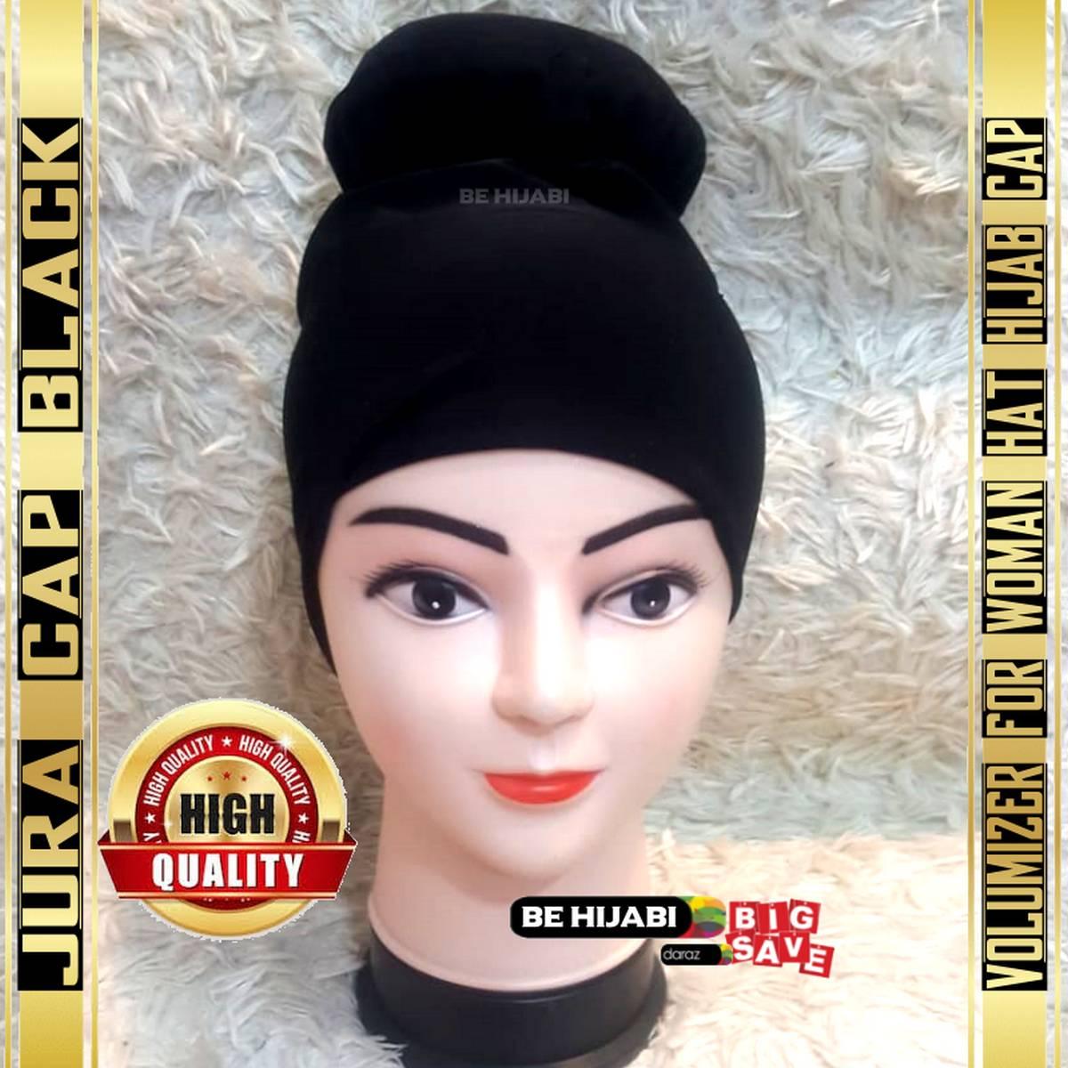 Jura Cap Woman Hat Hijab Cap  - Be Hijabi