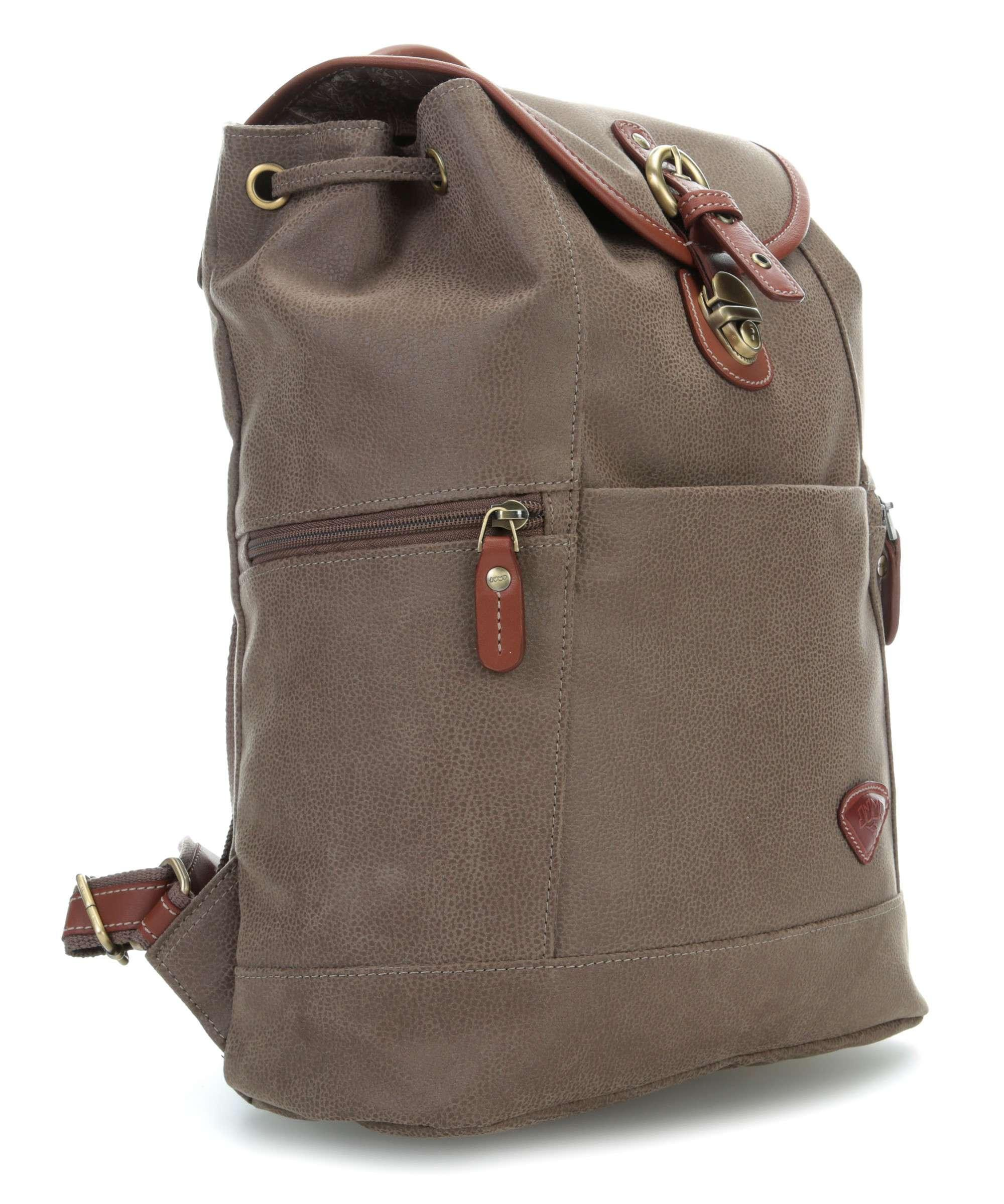 JUMP Uppsala Backpack with flap - 4437A