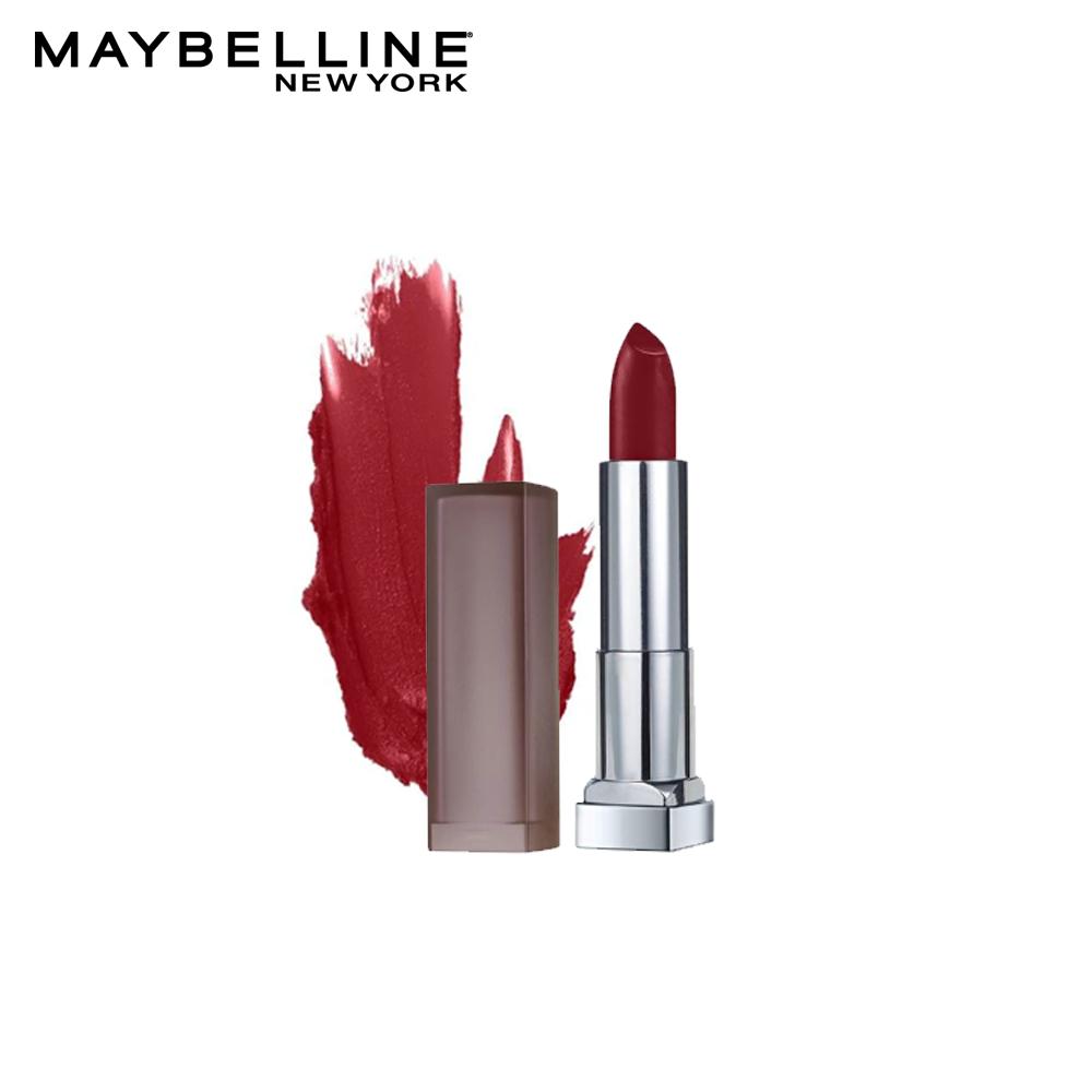 Maybelline New York Color Sensational Creamy Matte Lipstick - 695 Divine Vine