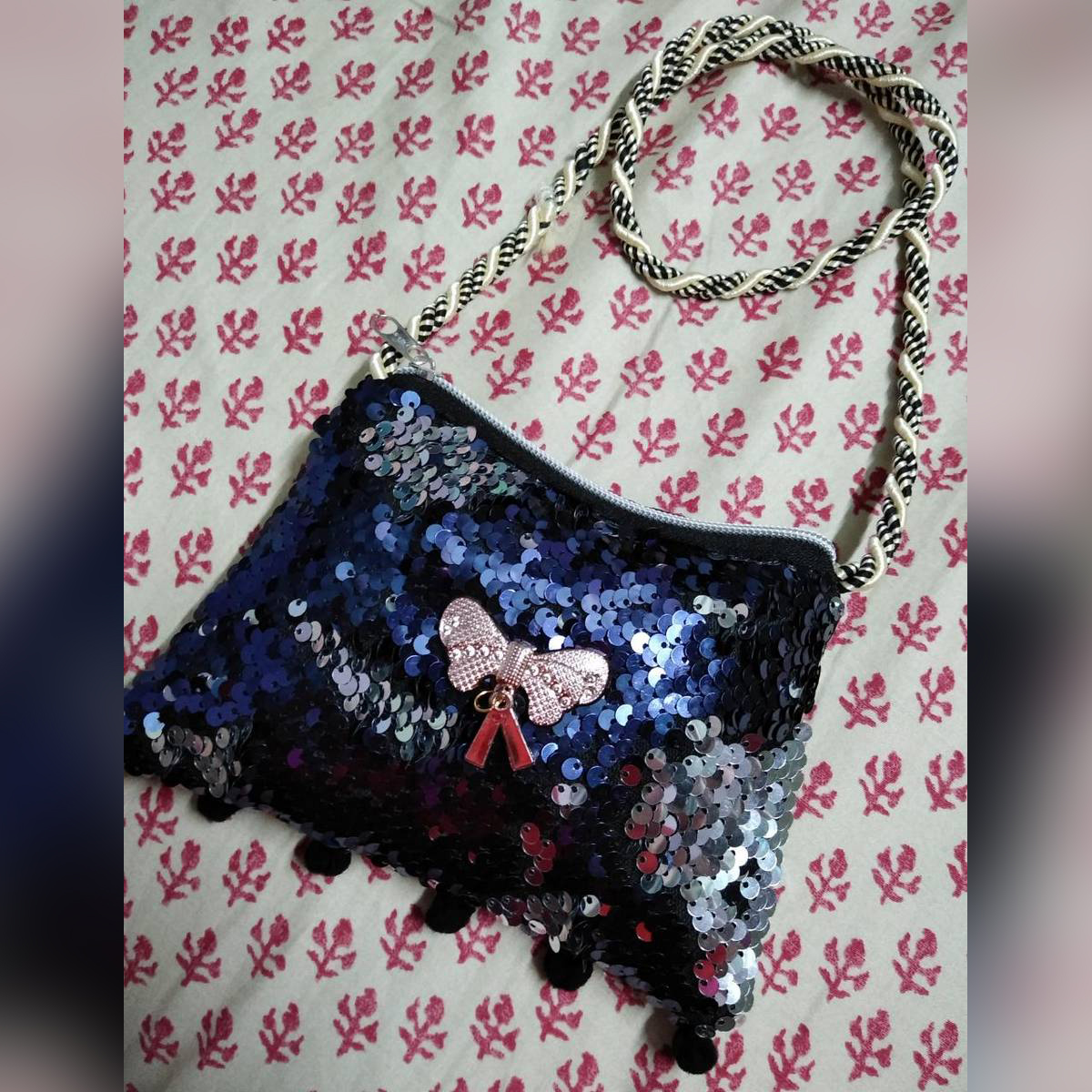 Kids bag baby purse girl multi color