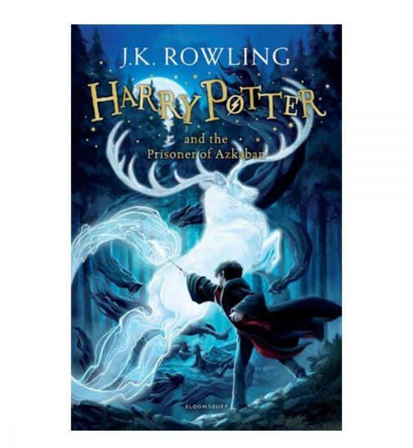 Harry Potter and the Prisoner of Azkaban Novel by J. K. Rowling