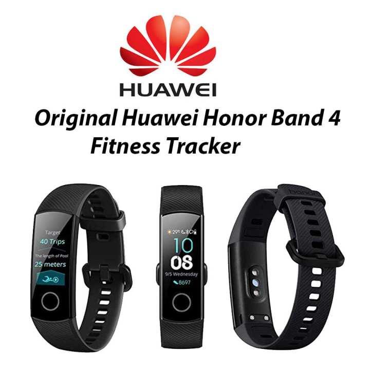 Original Huawei Honor Band 4 Fitness Tracker Black