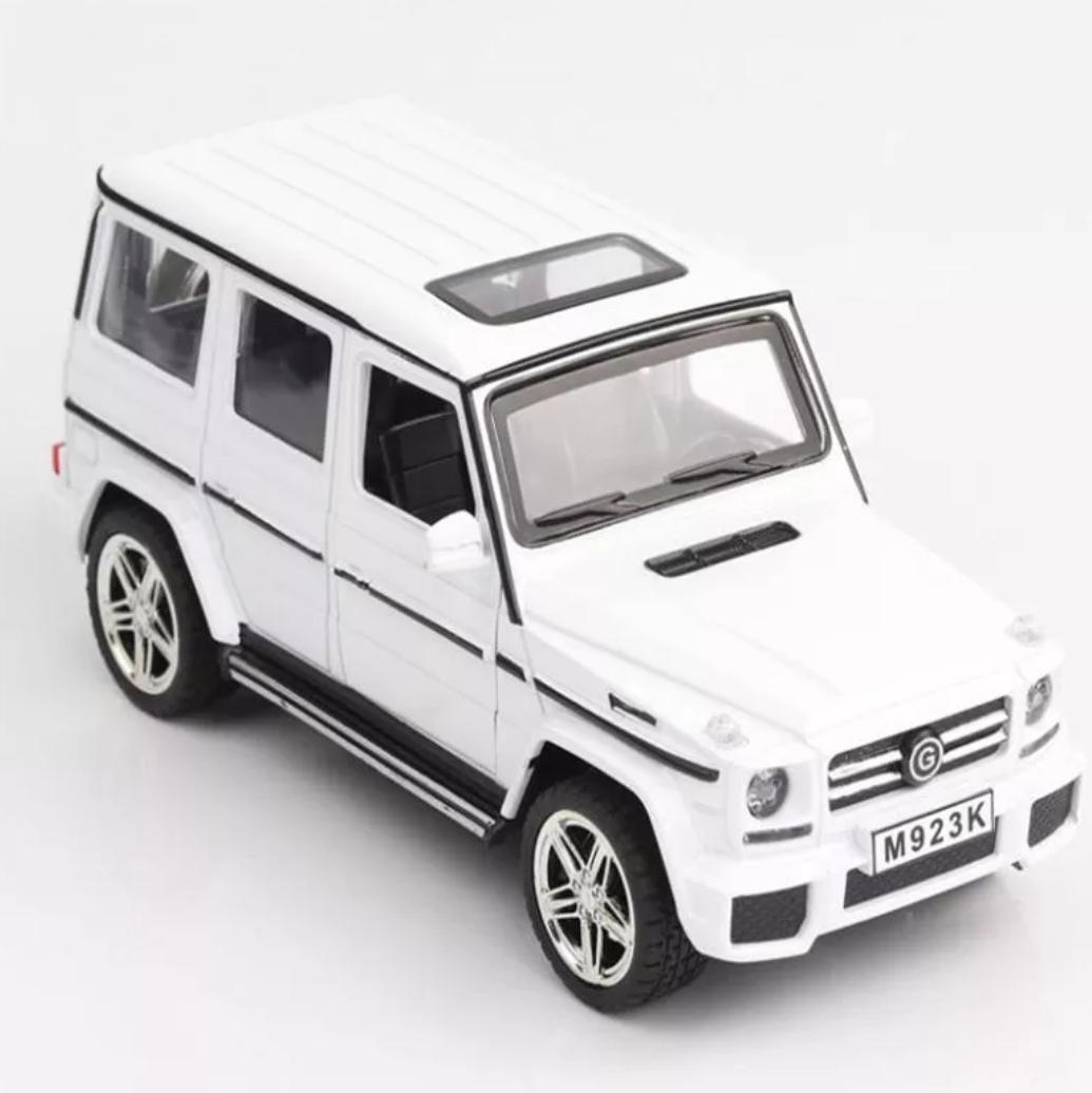 Murcidiez Jeep 4X4 Die-Cast Metal Body Car Models