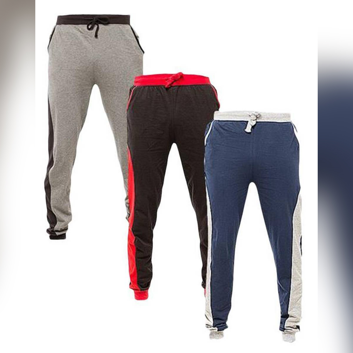 Pack of 3 Trousers For Men