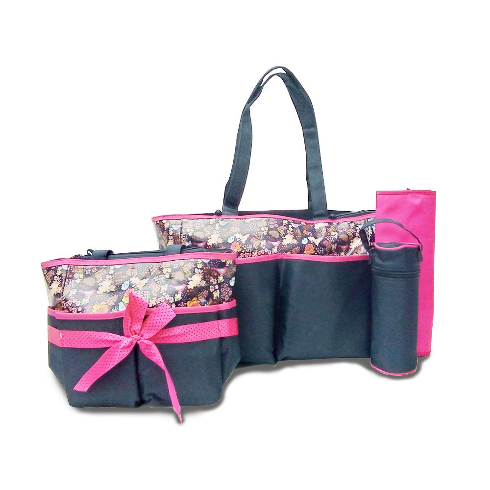 Colorland Mother Bag Set (BB999BR)