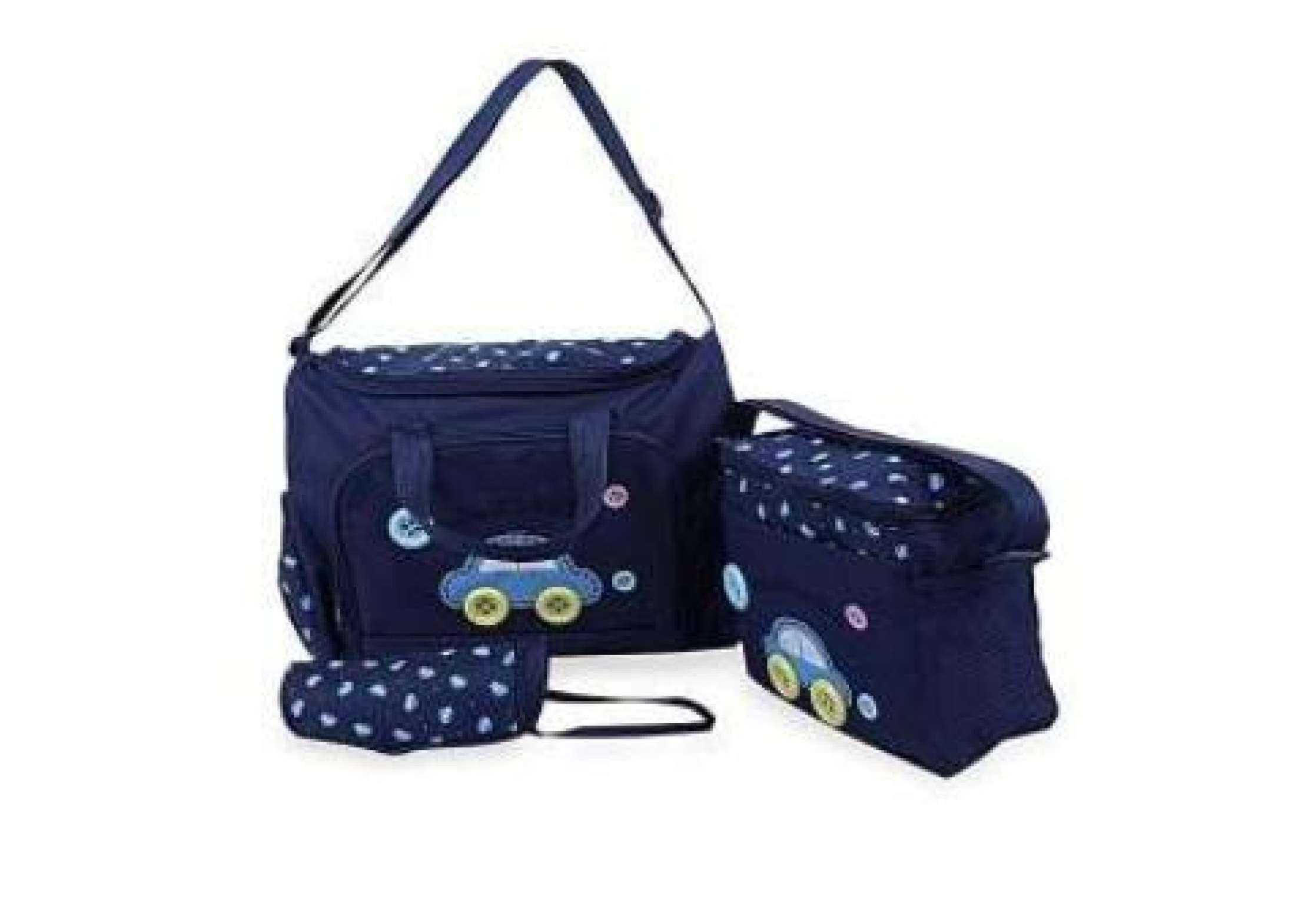 Diaper Baby Bag Set - ( 3 Pcs )