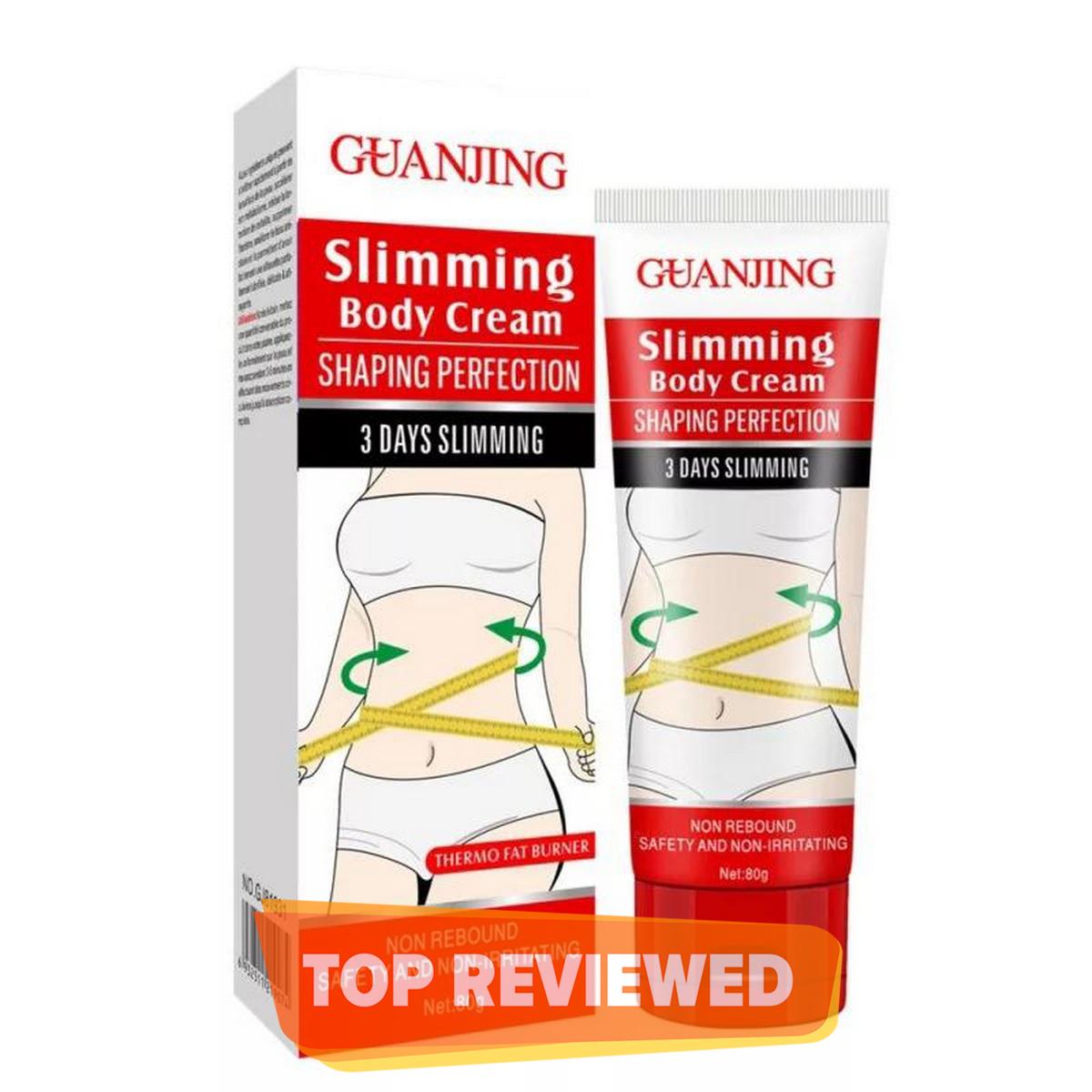 80g Fat Burning Body Slimming Cream