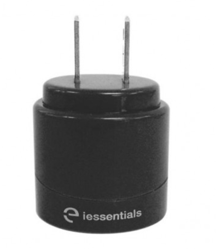 iEssentials USB Wall Travel Charger
