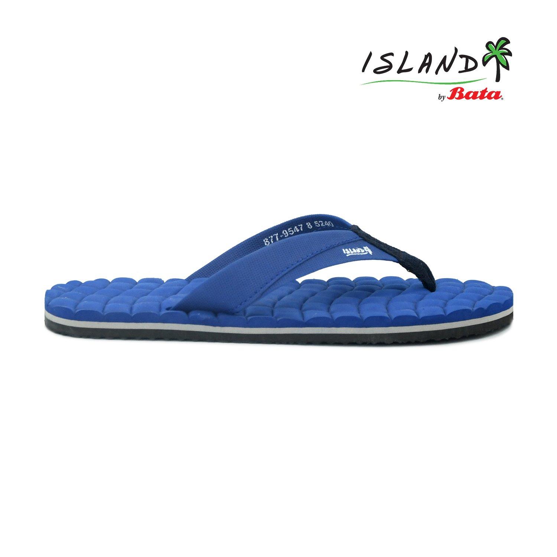 Bata Shoes for Men - Sandals -Island - Men Blue 8779547