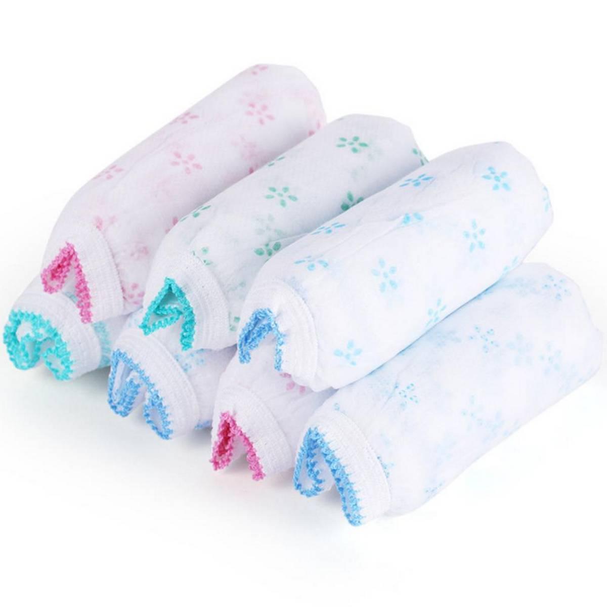 Bindas Secret Pack Of 6 Disposable Brief Panties For Women