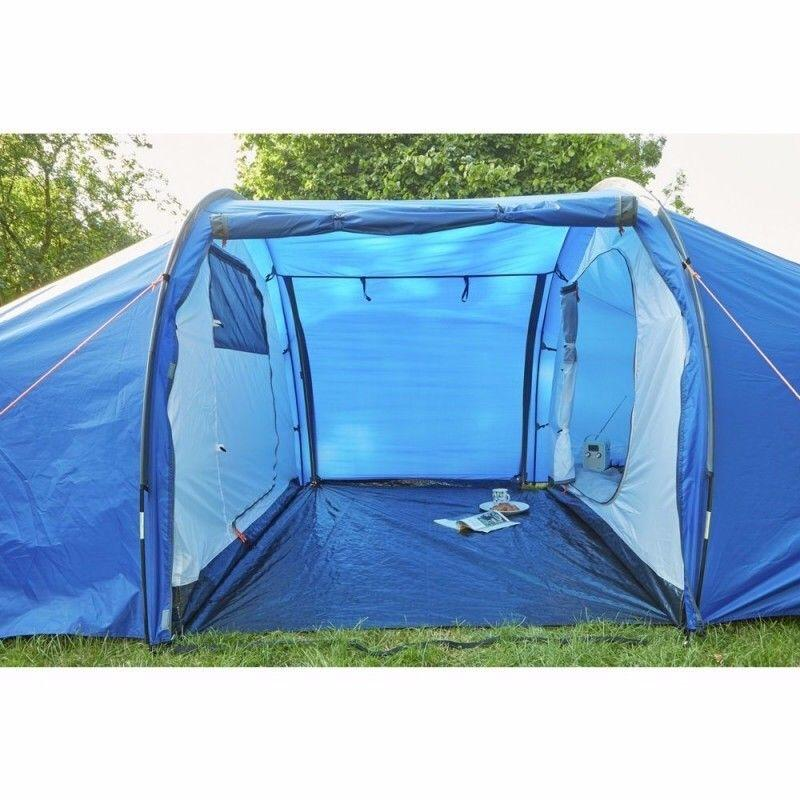 timeless design 7cb6a 34889 High Quality 8 Persons Manual tent With 2 Rooms