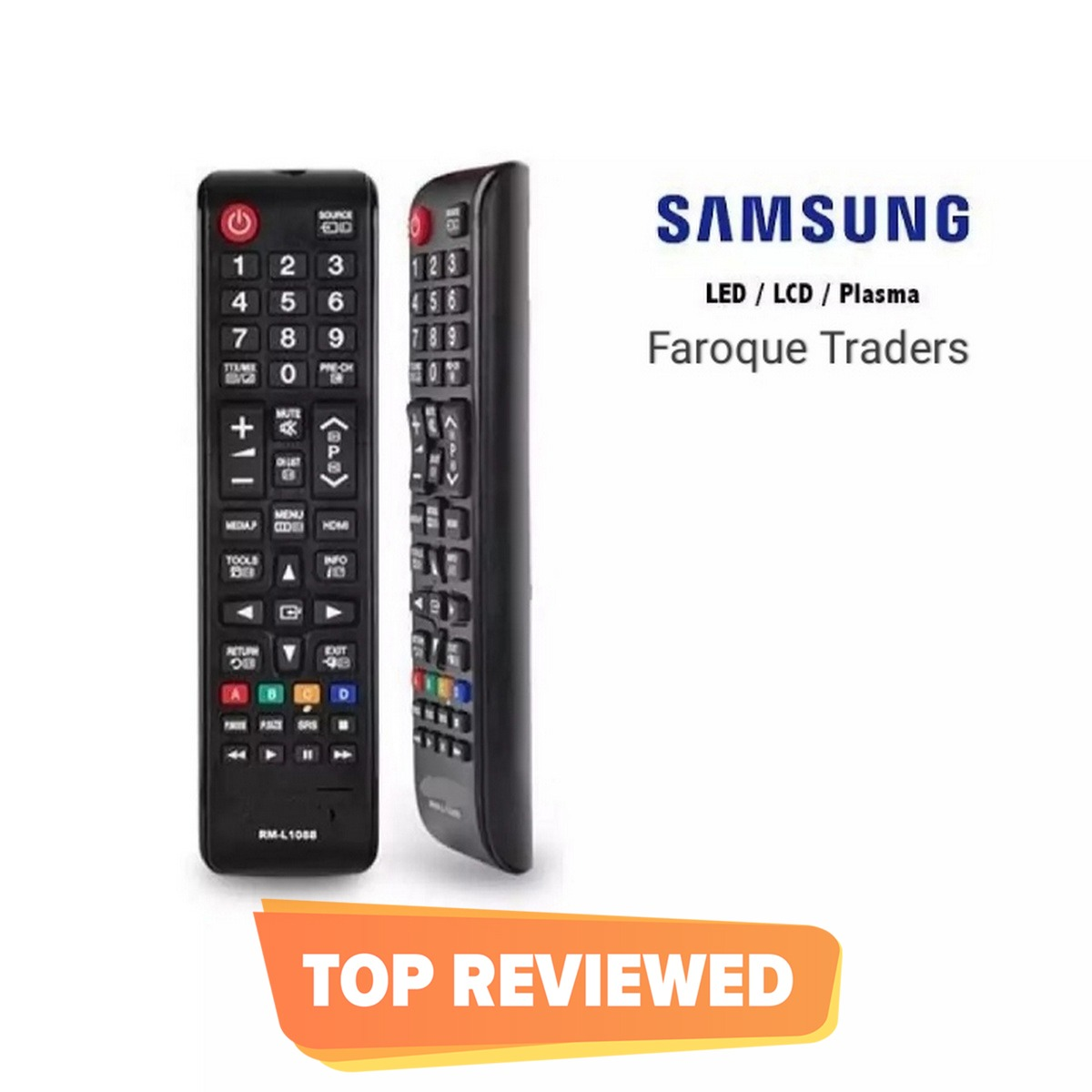 SAMSUNG Remote For LED & LCD TV