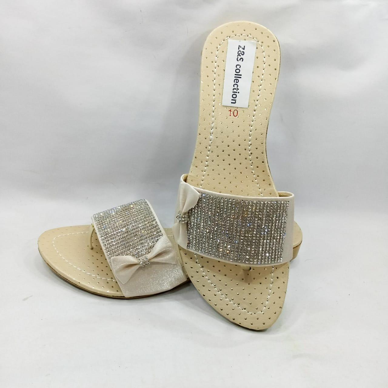 Perfect Meet Women Fashion Summer Flat Sandal ZS # 37