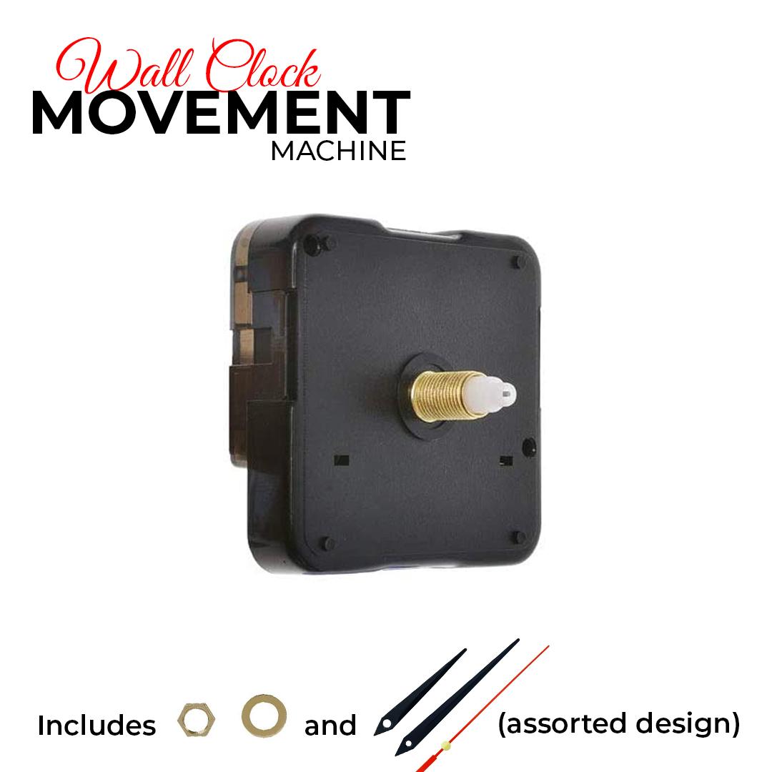 Wall Clock Replacement Machine (Movement-tik tik)