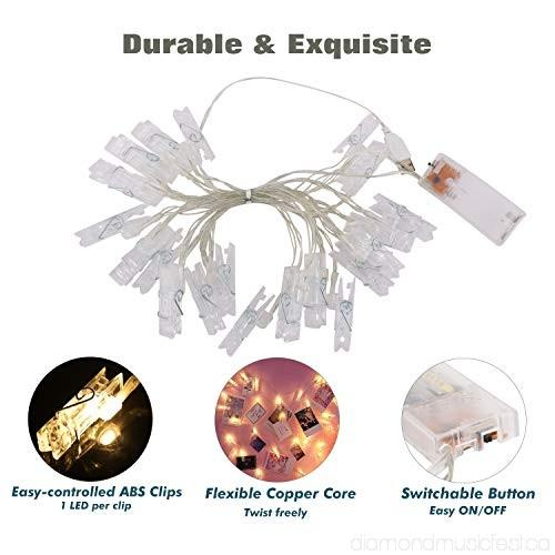ec9ef046a4 Pakistan. ADD TO CART. 2 power supply modes (usb & battery operated) Clip  Fairy Led String Light Pack