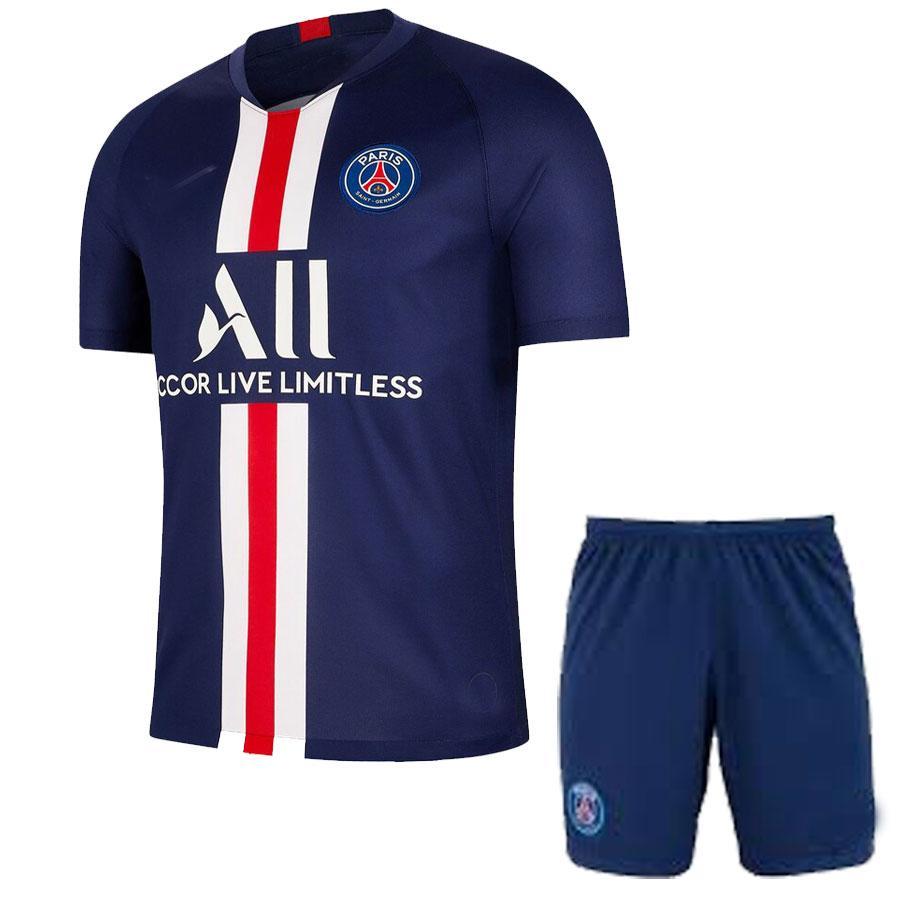 best loved 71d71 82fd7 Kids & Boys PSG Neymar Jr Shirt & Short Kit 2019-20