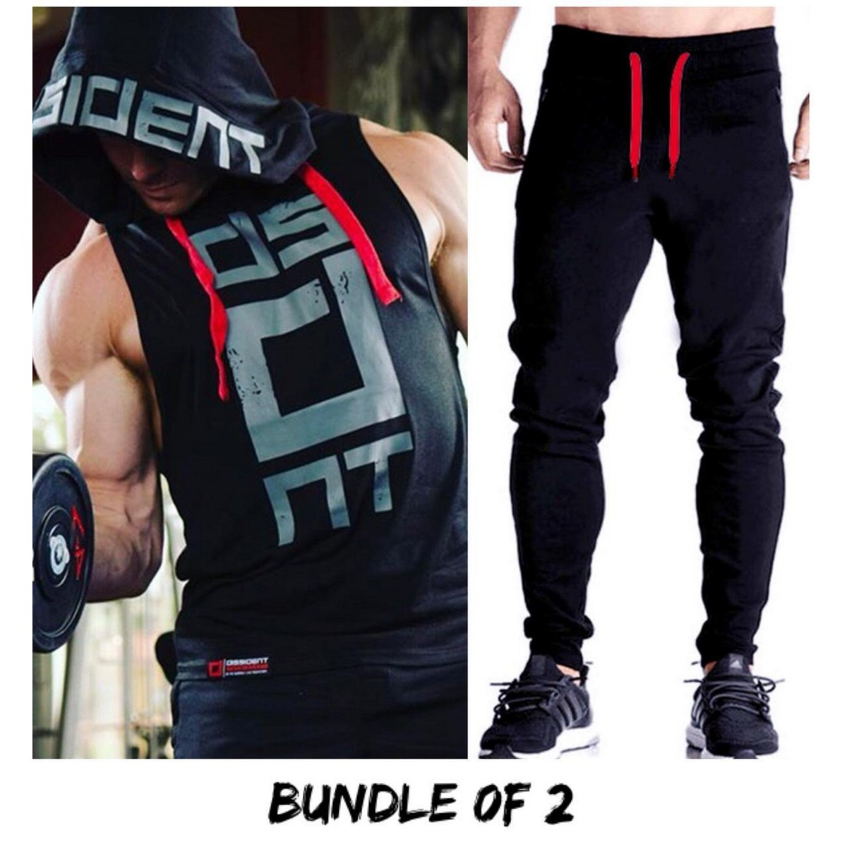 Black Gym Summer Tracksuit, 2 Pieces Suit, New Collection, GYM.TS-1 ,Suit ,Motercycle /Track Suit, Jogging Complete stitched Suit, Shirt And Trouser/ Ready to Wear ).