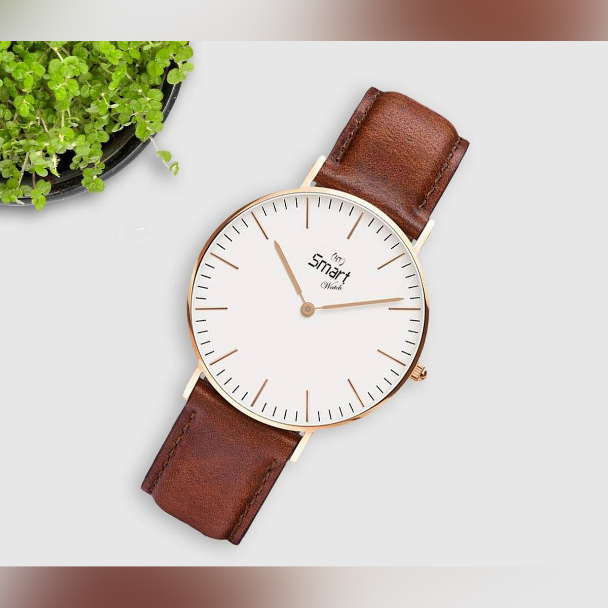 Hot Sale  Top Luxury Men Watches Fashion Round Stainless Steel Case Leather Strap Watch for Gift Party Casual Wear Business watch Male Clock