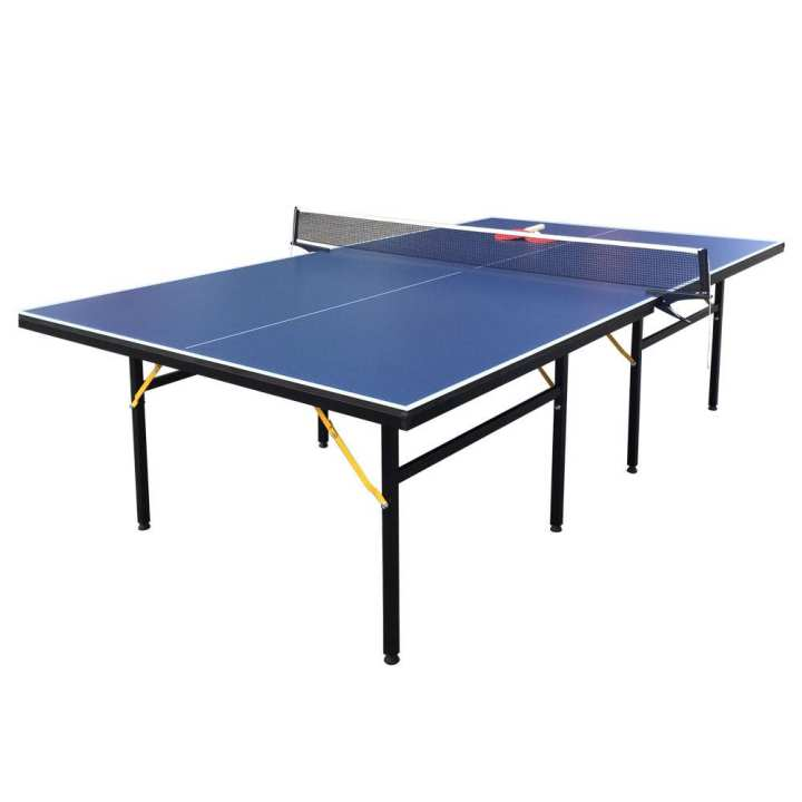 Folding Ping Pong Table Tennis Table Set (15mm)