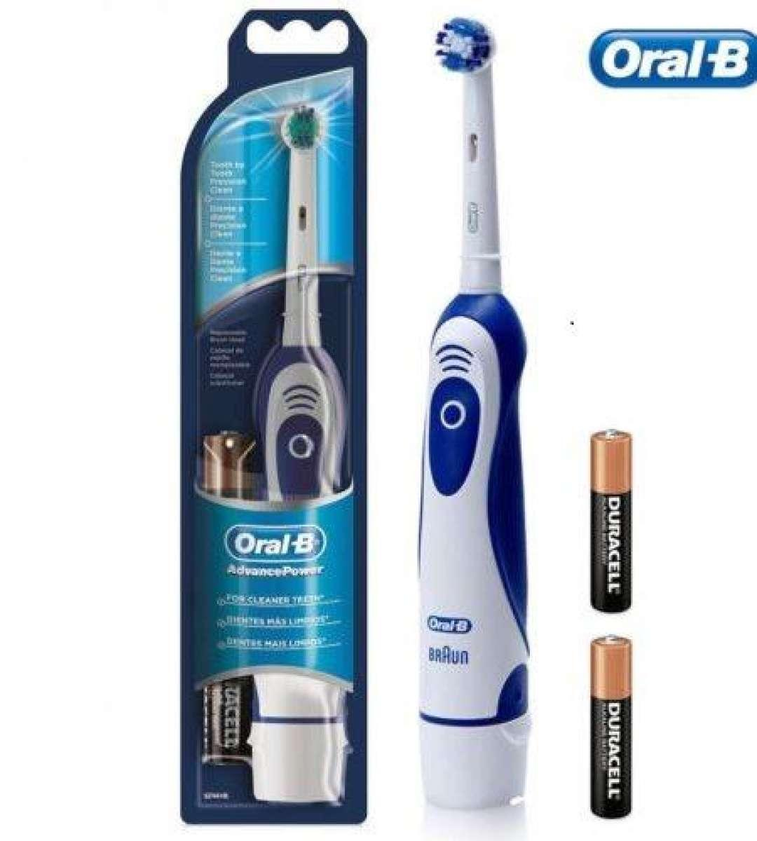 Genuine Oral B Electric Toothbrush DB4010 Battery Operated Tooth Brush