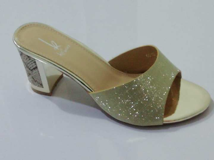 Imported small Heel Shoes