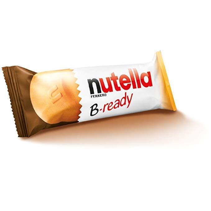 Ferrero Nutella Chocolate B-Ready 22gm