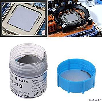 Thermal Paste for CPU Thermal Paste for Processor,CPU Thermal Paste, Thermal Grease for CPU,Thermal Paste for Heat Sink, Heat Sink Compound Silicon Conductive for PC CPU GPU Chipset