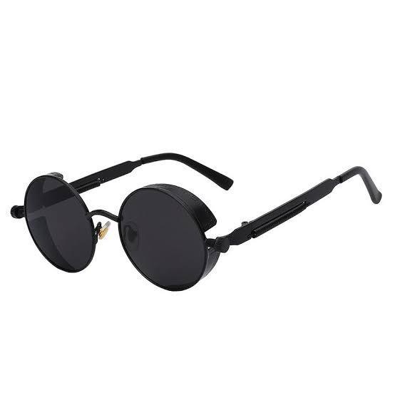 Sunglasses Polarized Lens Vintage Eyewear Accessories Sun Glasses for Men with plastic Optical Box