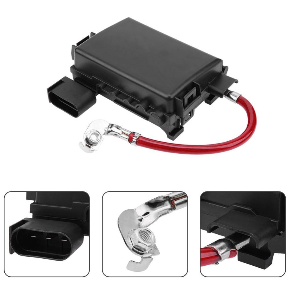 for audi---a3/s3 2001-2003 for seat---leon/4 2000-2006 for  seat---toledo 1999-2004 for skoda---octavia 2001-2011 included: 1 x battery  fuse box