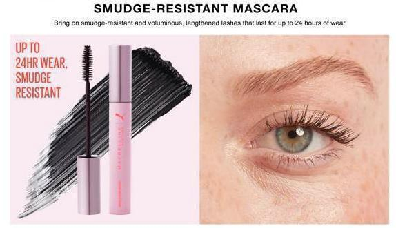 32f81d3983b It delivers clean volume and dramatic length that lasts up to 24 hours.  Part of the exclusive Puma x Maybelline collection, this gamechanging  mascara ...
