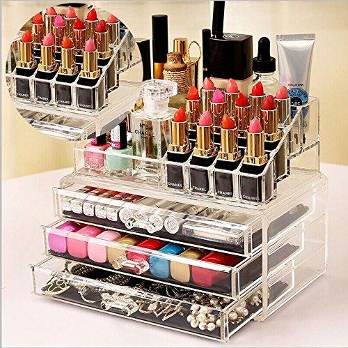 Cosmetic Make Up & Jewelery Storage Organizer