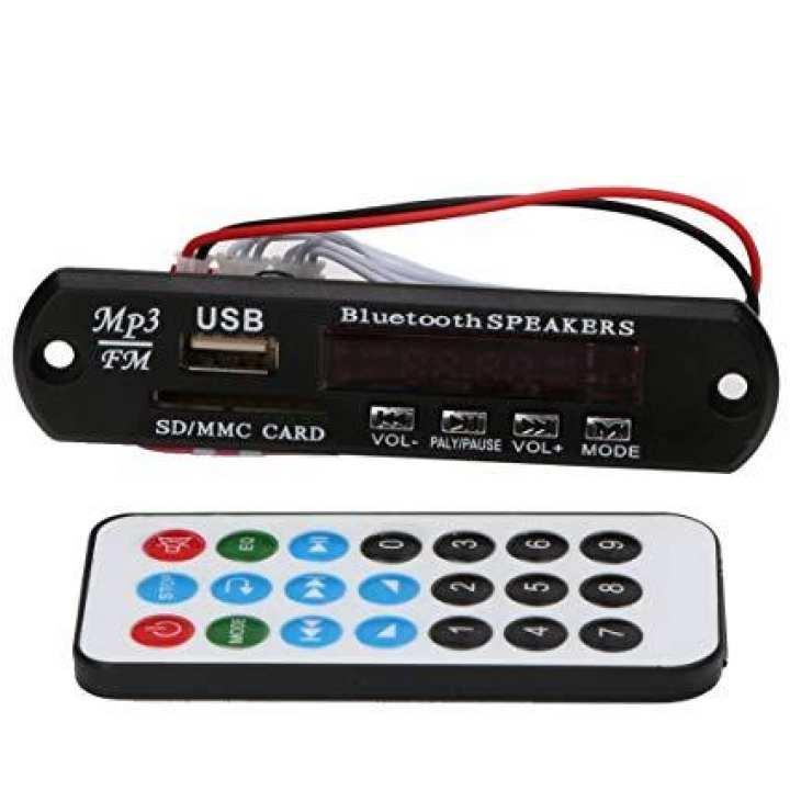 Mp3 Bluetooth Player Circuit Board