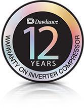 Dawlance Refrigerator 9122 FP- Metallic Gold 2
