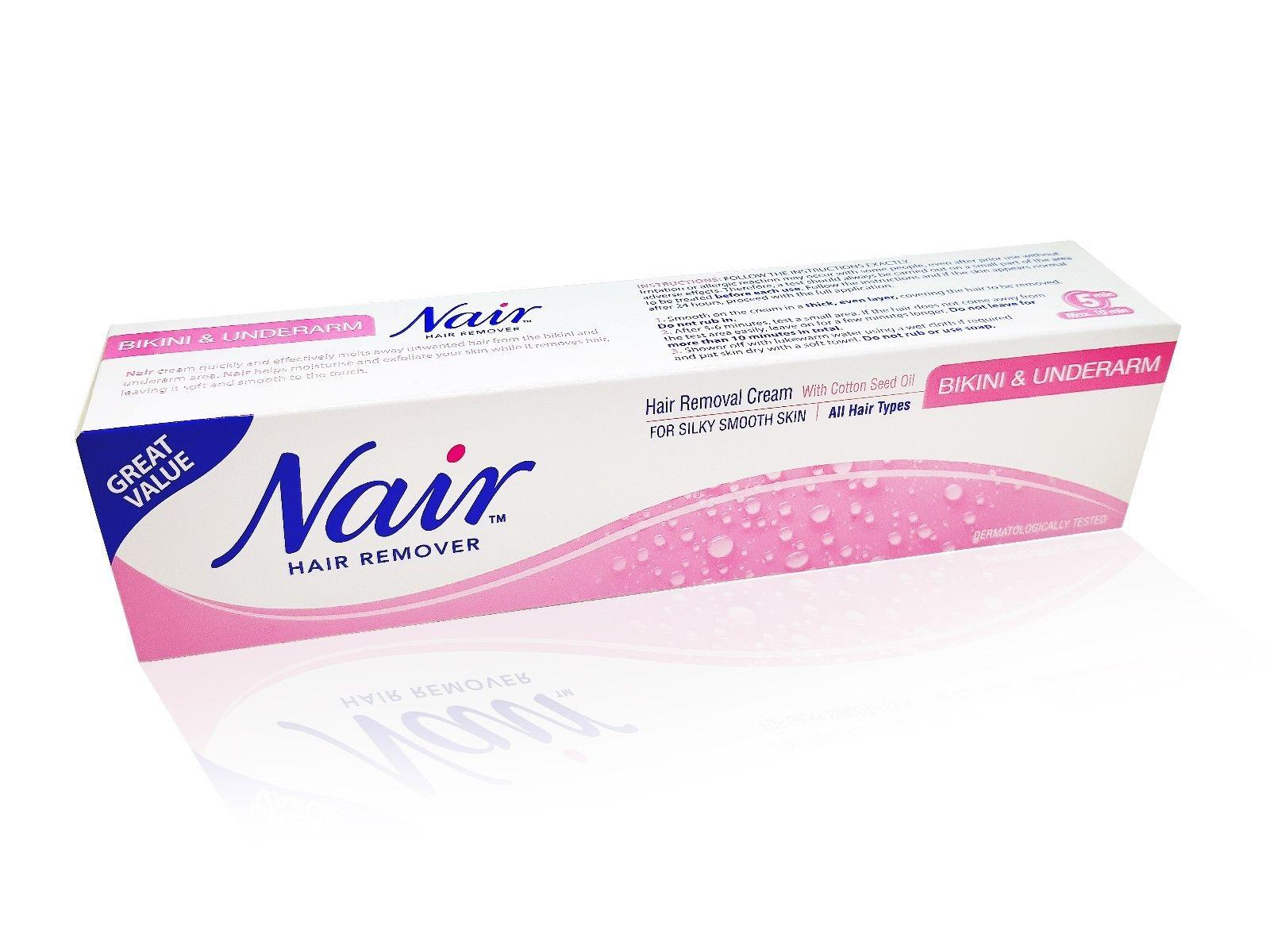 Nair Hair Removing Cream Pink 90ml Made In Uk Buy Online At Best