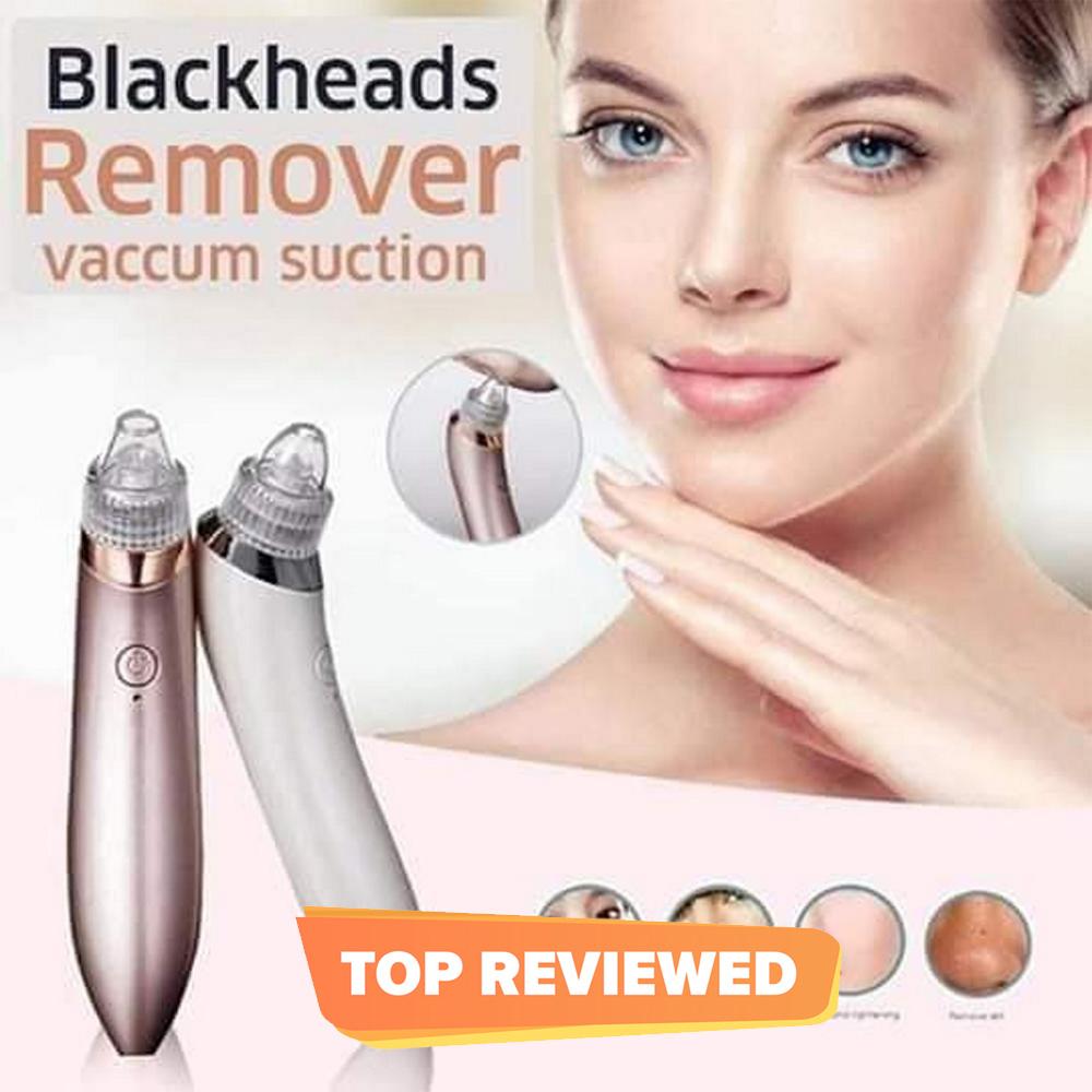 Electric Blackhead Acne Oil Remover Vacuum Suction Face Pore Cleaner Facial Beauty Equipment,Blackhead Removal Machine